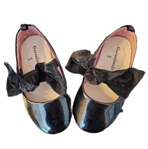 Patent Leather Mary Jane Style Toddler Shoes